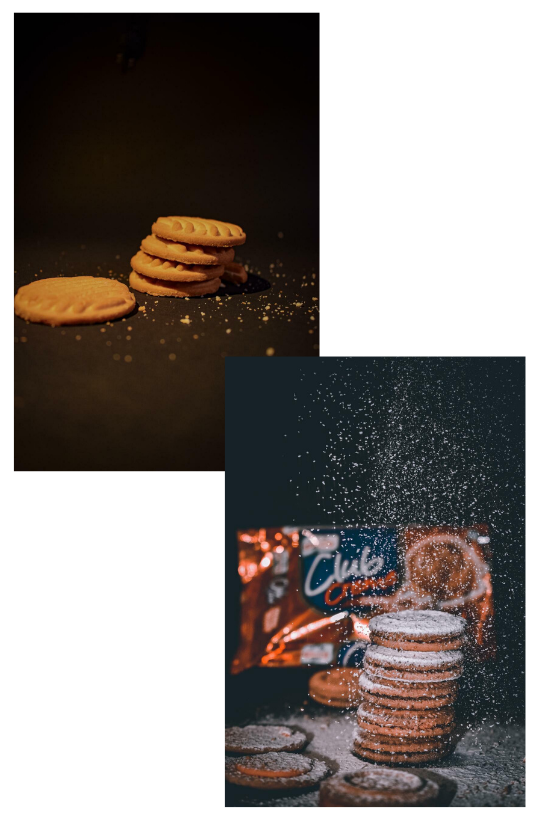 Sample Images for Food Photography Challenge