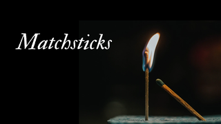 featured image thumbnail for post Matchsticks Photography Challenge