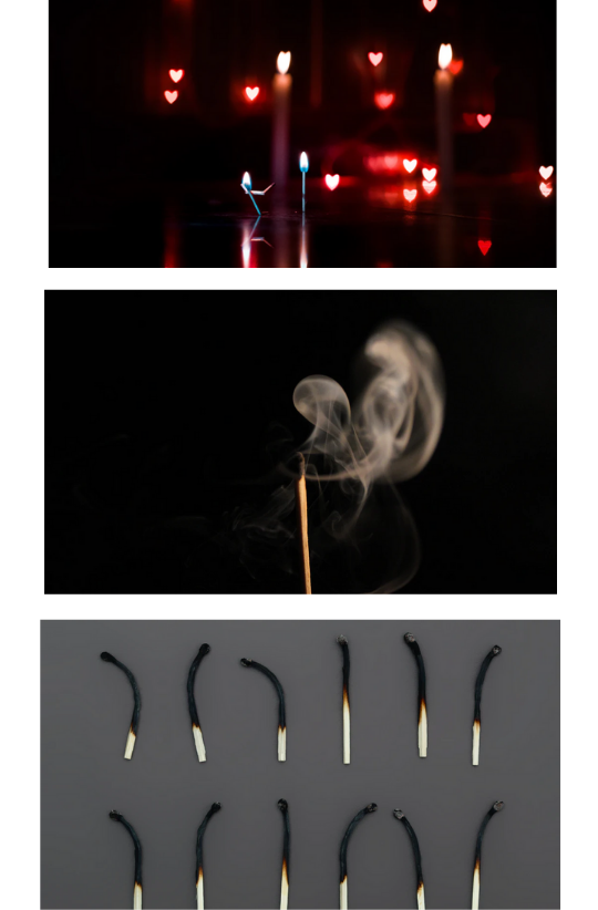 Sample Images for Matchsticks Photography Challenge