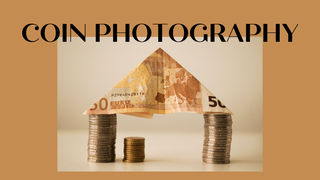 featured image thumbnail for post Coin Photography Challenge