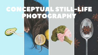 featured image thumbnail for post Conceptual Still-life Photography Challenge