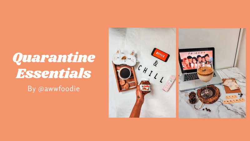 featured image thumbnail for post Quarantine Essentials
