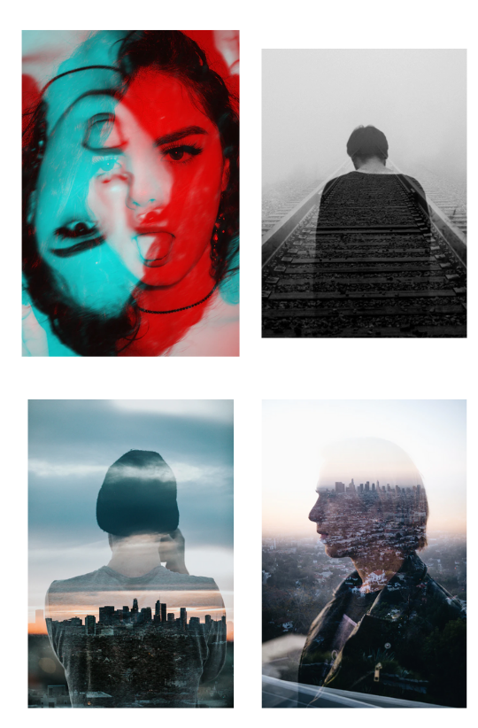 Sample Images for Double Exposure - Photo Editing Challenge