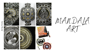 featured image thumbnail for post Mandala Art Challenge