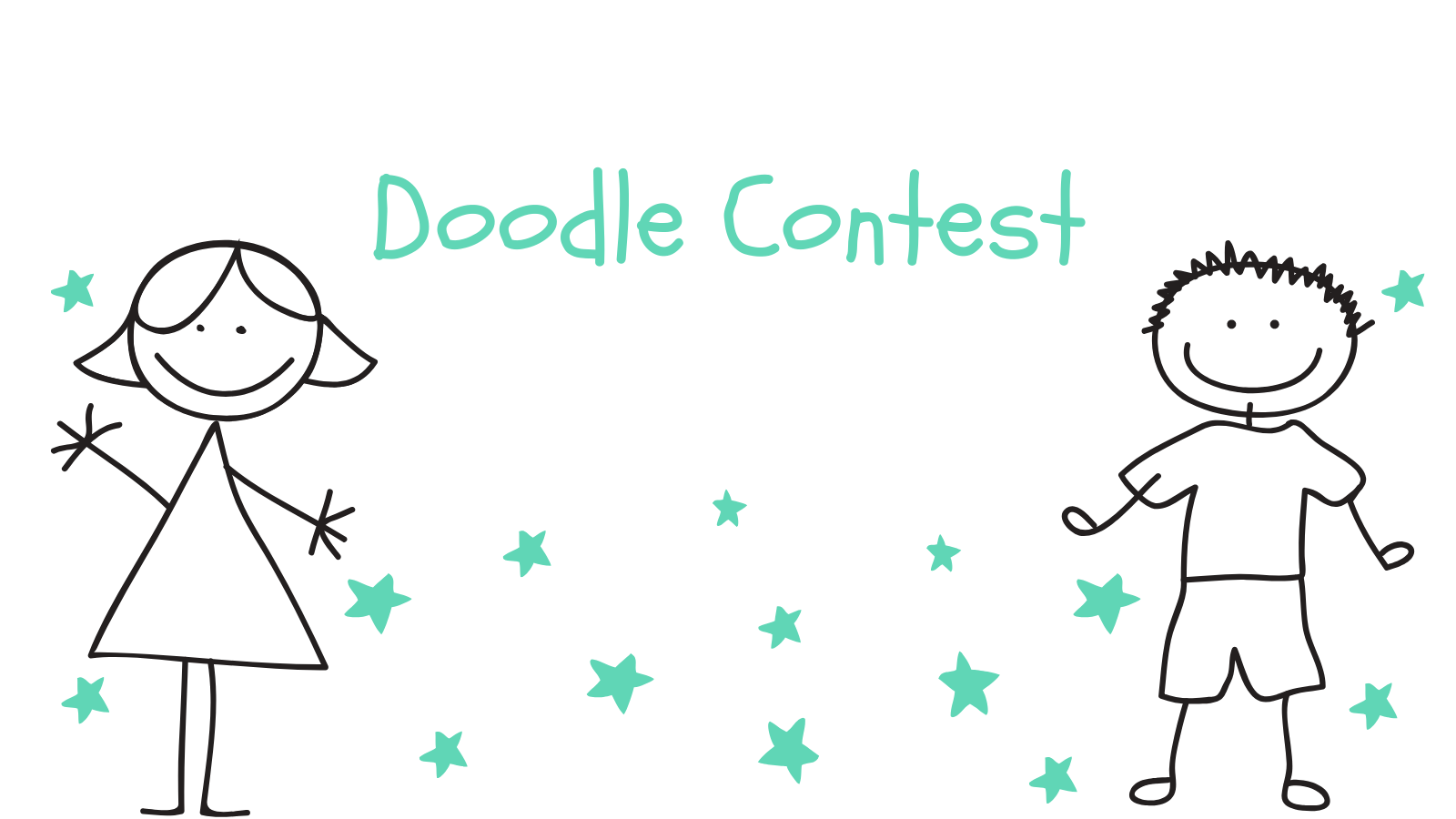 featured image thumbnail for post Doodling Contest