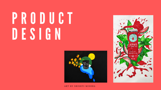 "featured image thumbnail for post ""Product Design"" - Art Challenge"