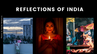"featured image thumbnail for post ""Reflections of India"" - Phtotography Challenge"