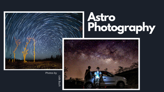 featured image thumbnail for post Astrophotography Challenge