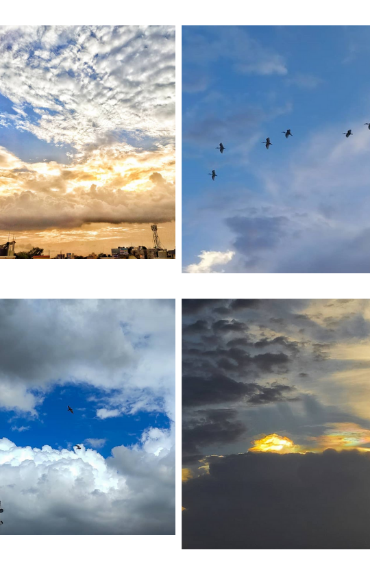 Sample Images for Cloudscapes Photography Challenge