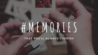 featured image thumbnail for post Memories That You Cherish - Writing Challenge