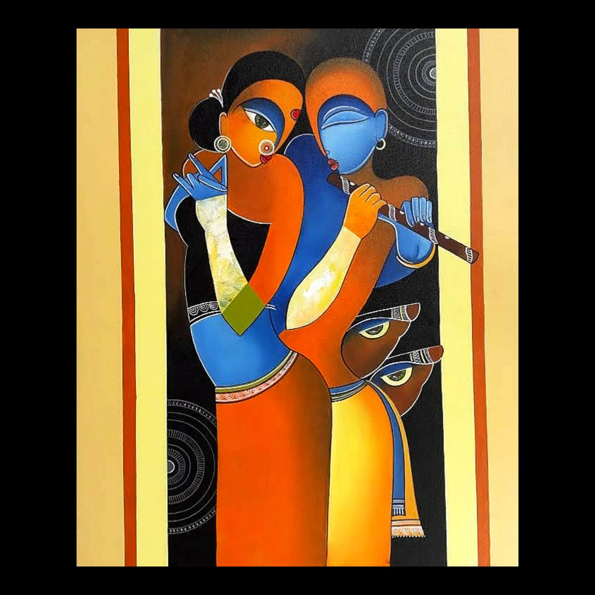 Sample Images for Indian Painting - Art Challenge
