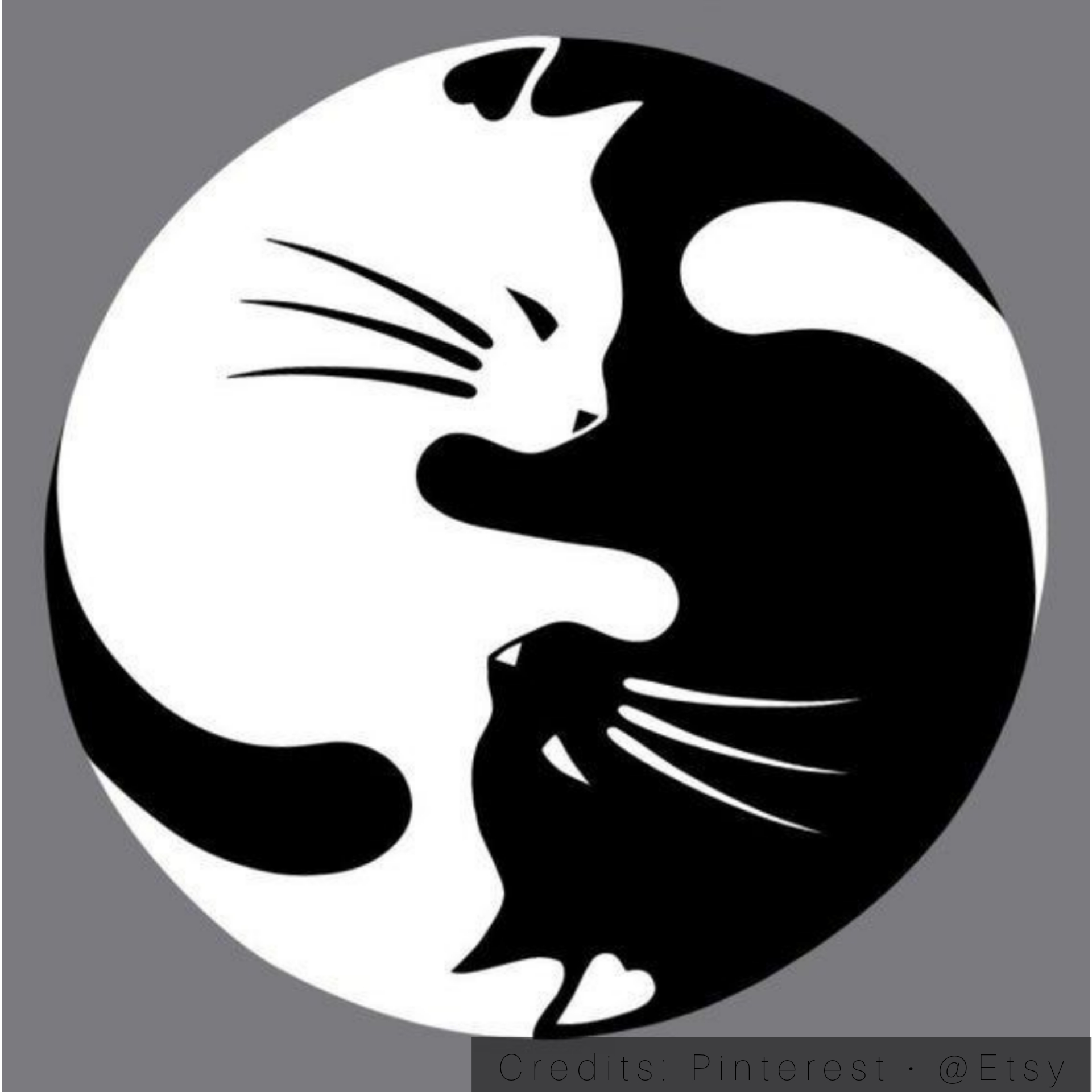 Sample Images for Yin and Yang Art Challenge