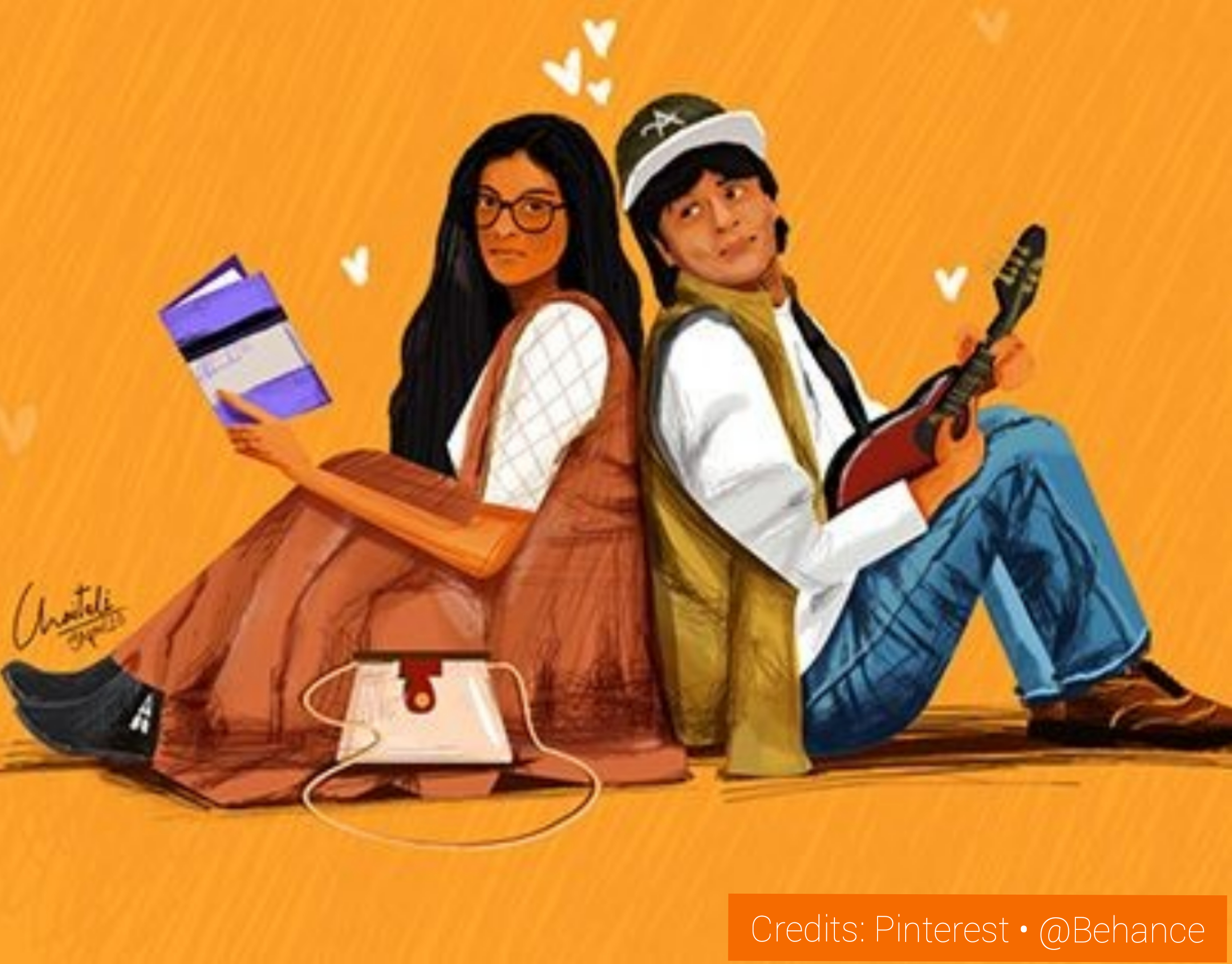 Sample Images for Bollywood Movie Poster - Art Challenge