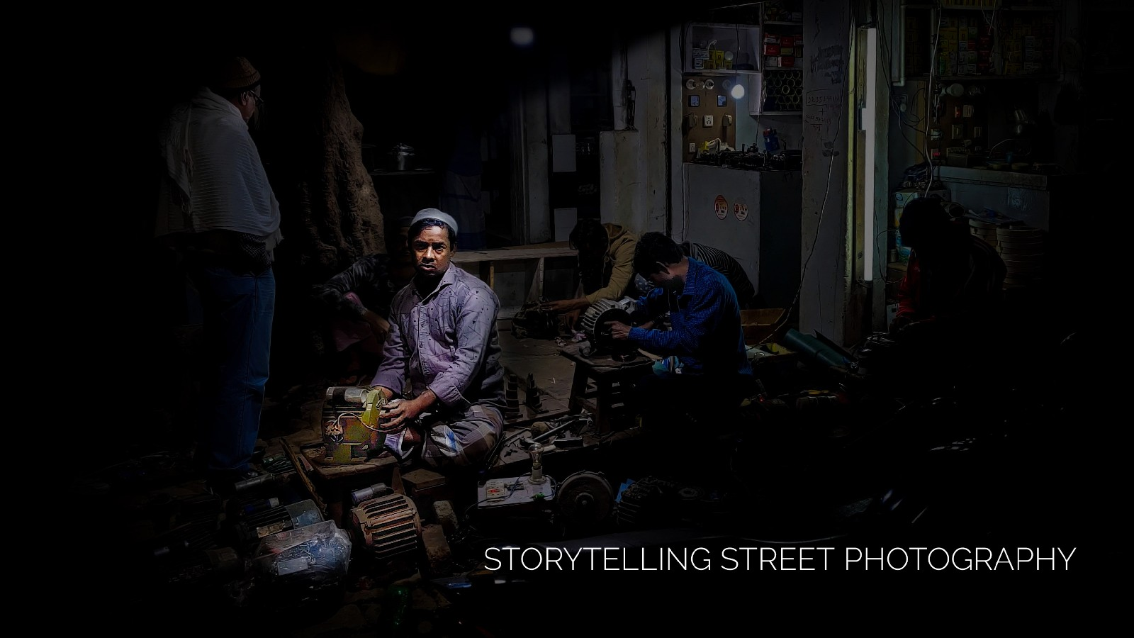 Sample Images for Storytelling Street Photography