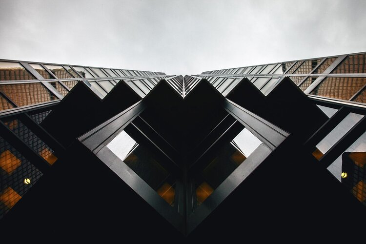 Sample Images for Seek out Symmetry - Photography Challenge