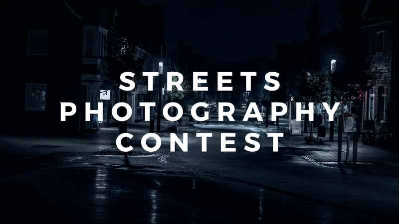 "featured image thumbnail for post ""Streets"" - Photography Contest"